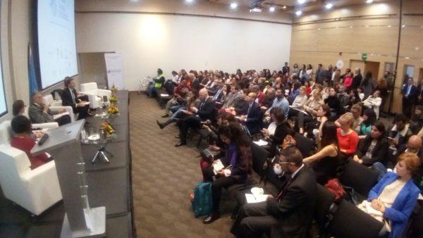 plataforma colombiana del Examen Periódico Universal (EPU). Mayo 10 de 2018