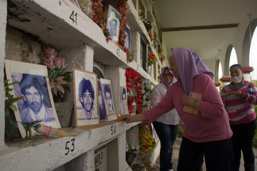 Víctimas de la masacre de Trujillo