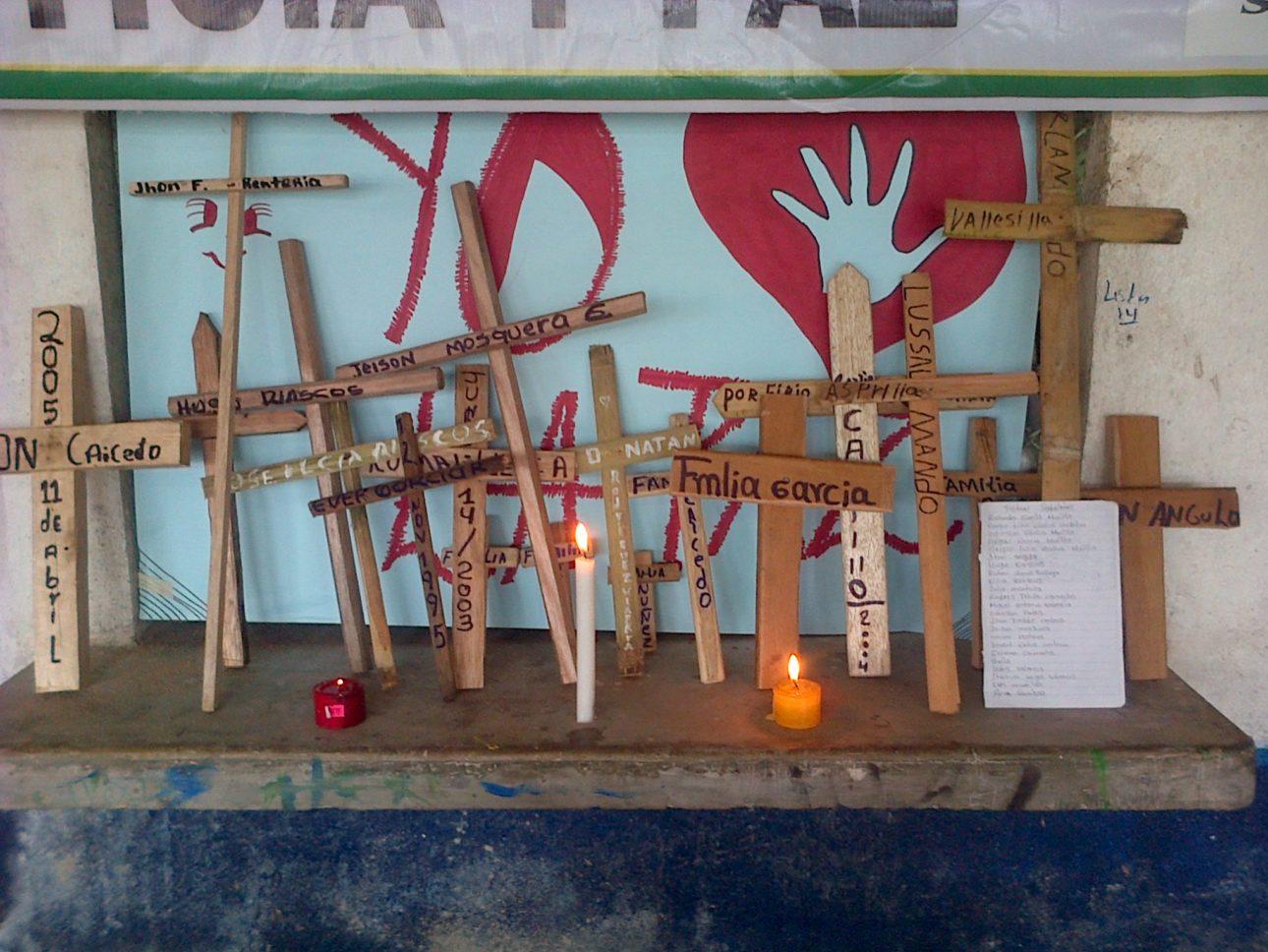 Comunicado de la Red Colombiana de Lugares de Memoria