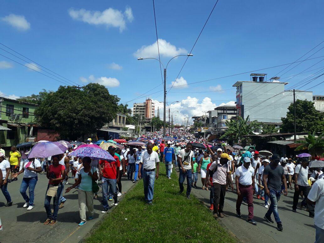 Comunicado de solidaridad con el pueblo de Buenaventura