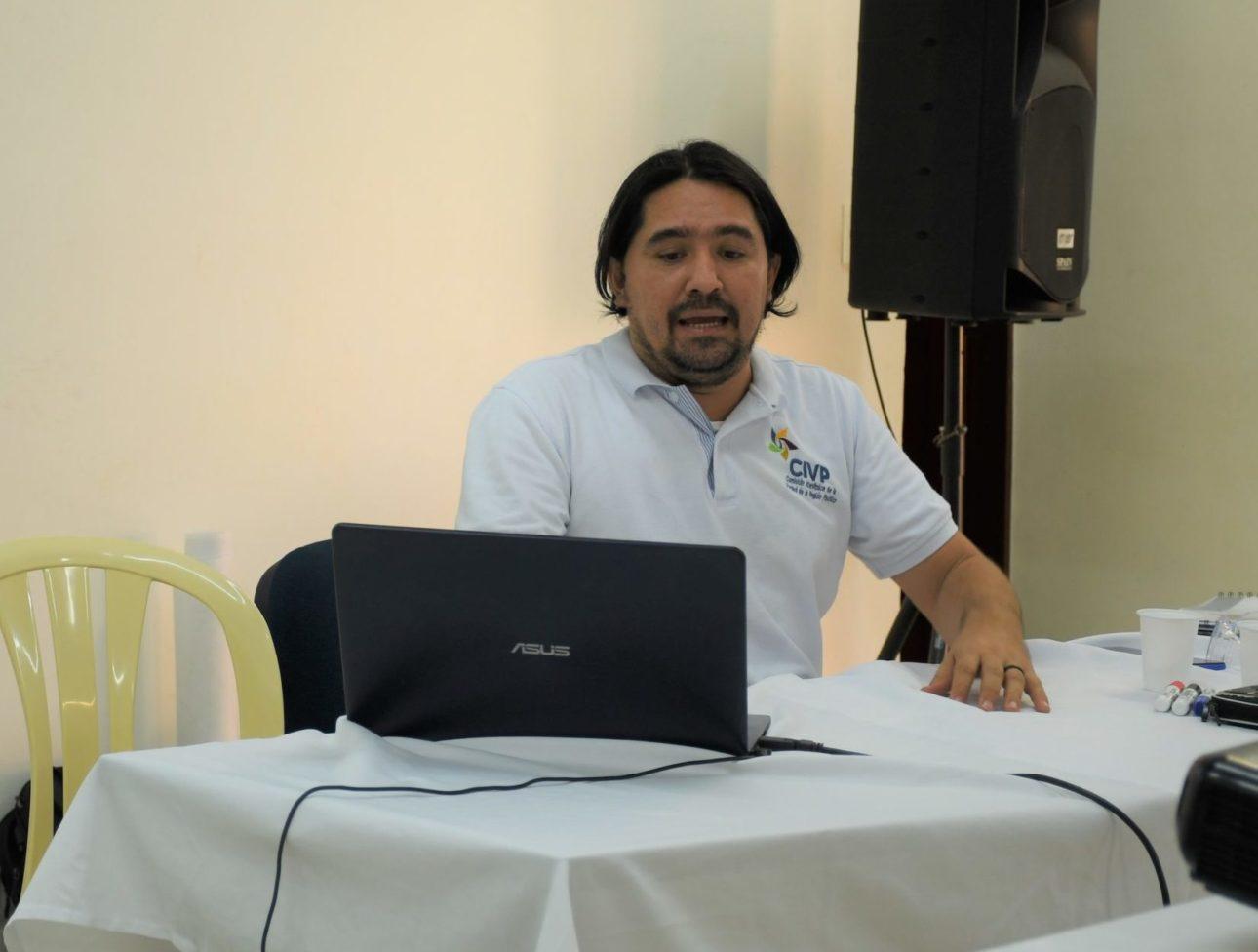 Comunicado amenazas a Adriel Ruiz