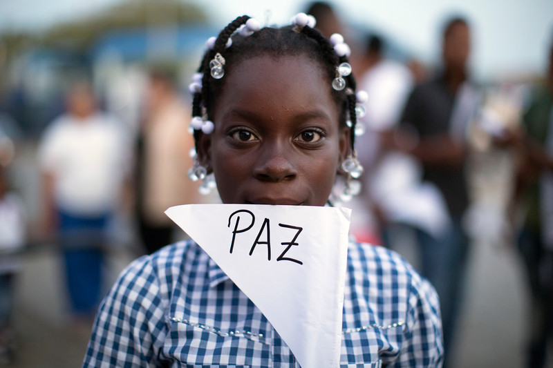 Rechazamos a la perfidia del Estado colombiano
