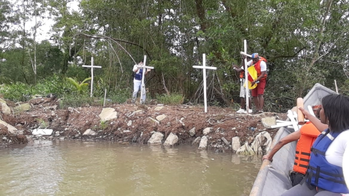 Los desaparecidos en el estero San Antonio
