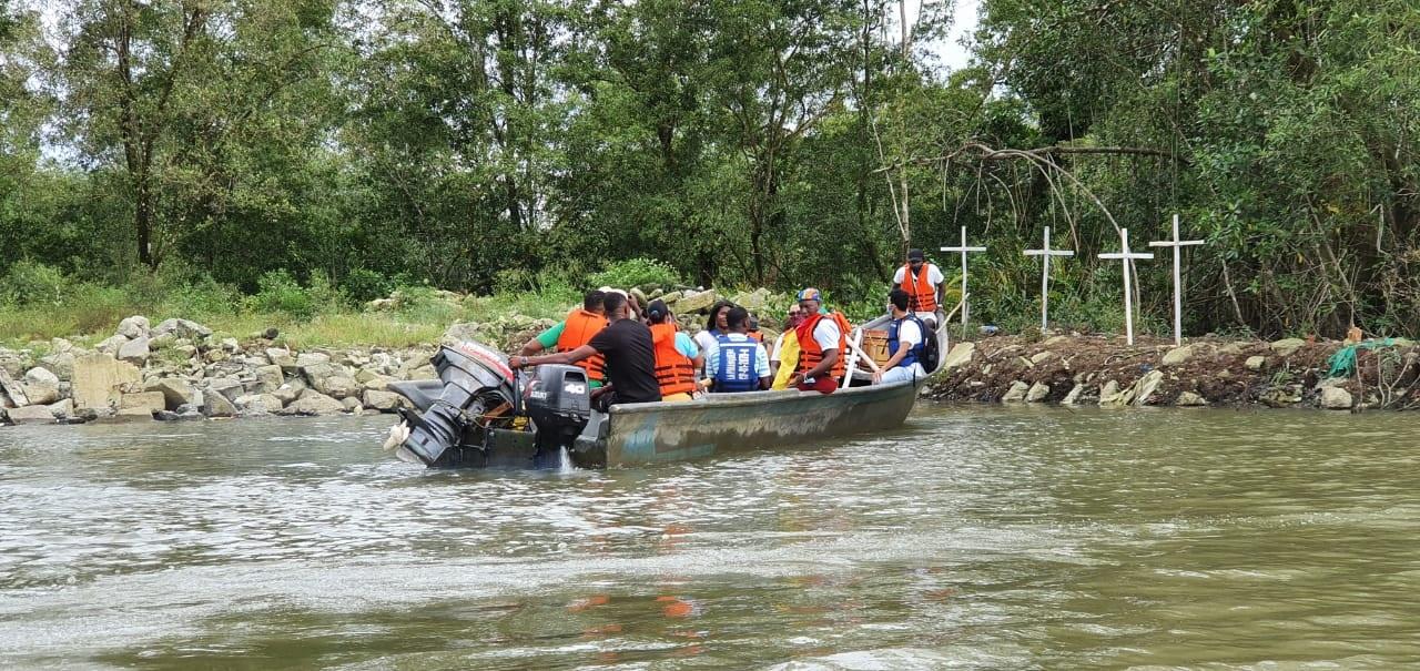 Por el derecho a la búsqueda urgen acciones estatales de protección para el estero San Antonio