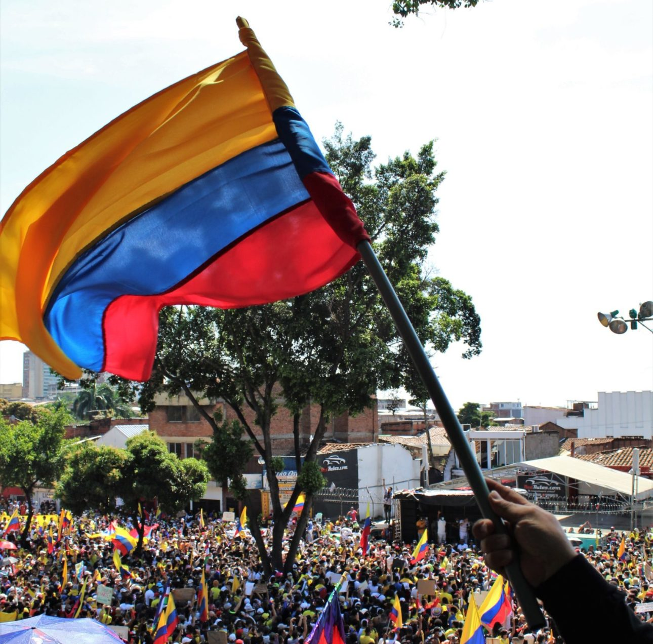 Iglesias deben exigir justicia ante vulneraciones de DDHH en  Colombia