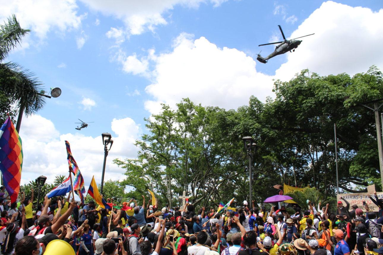 Colombia, una olla a presión